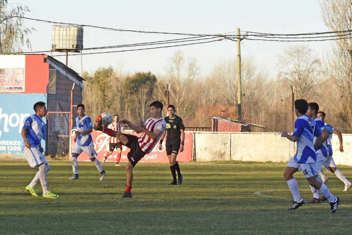 Lifune: así se juega la cuarta fecha en la Copa Neuquén