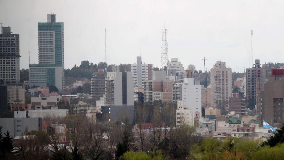 La ciudad de Neuquén cumple 115 años.  Foto: Oscar Livera