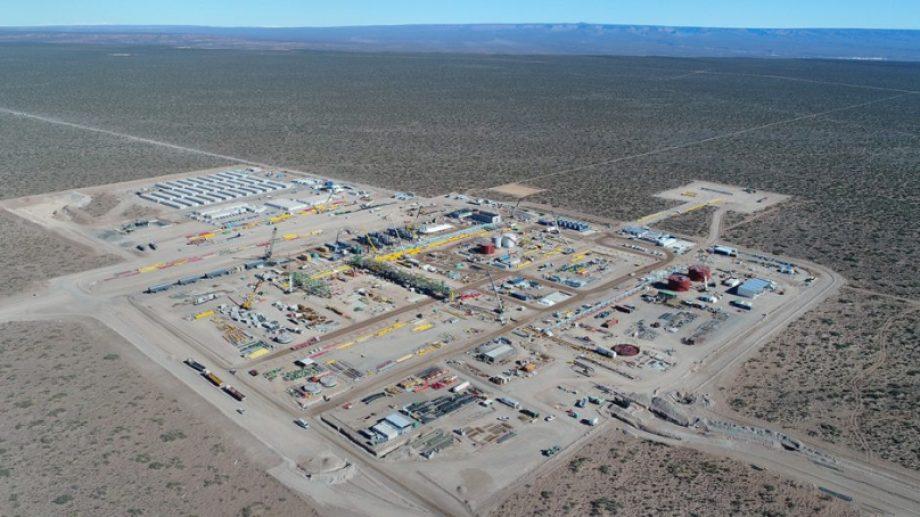Fortín de Piedra, el bloque más importante en la producción de gas de Vaca Muerta