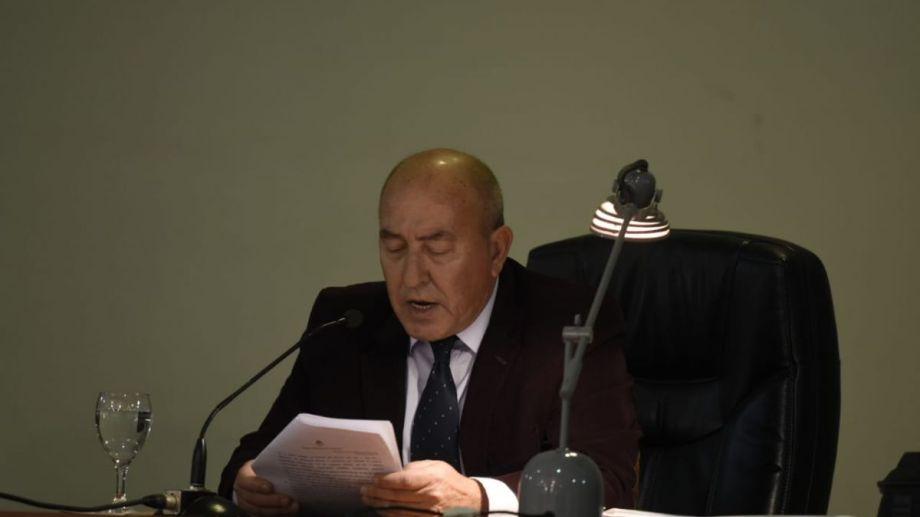El fallo lo leyó el juez Alejandro Cabral, primer magistrado federal que da declaraciones a la prensa tras 11 años de juicios de lesa humanidad.