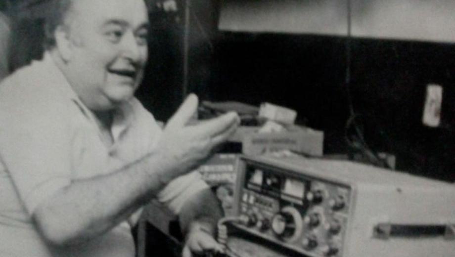 El recuerdo de Roberto Concetti, socio fundador del Radio Club roquense.