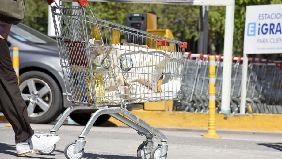 La inflación neuquina casi llegó 6 por ciento Foto: Archivo Florencia Salto