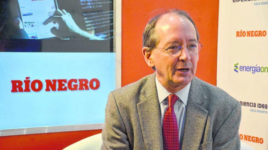 El directivo de la angloholandesa dialogó en exclusiva con Energía On.