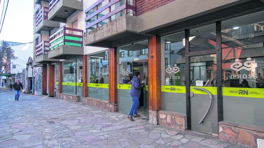 El STJconfirmó el fallo de la Cámara del Trabajo de Bariloche que había admitido un amparo. Foto: Marcelo Martinez