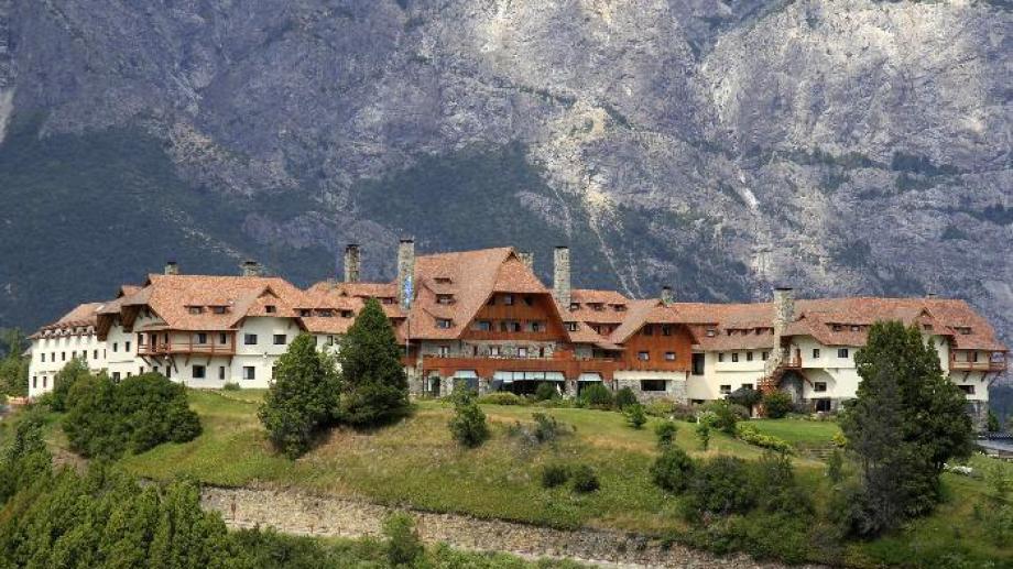 El encuentro de ejecutivos se realizará en el hotel Llao Llao. Archivo
