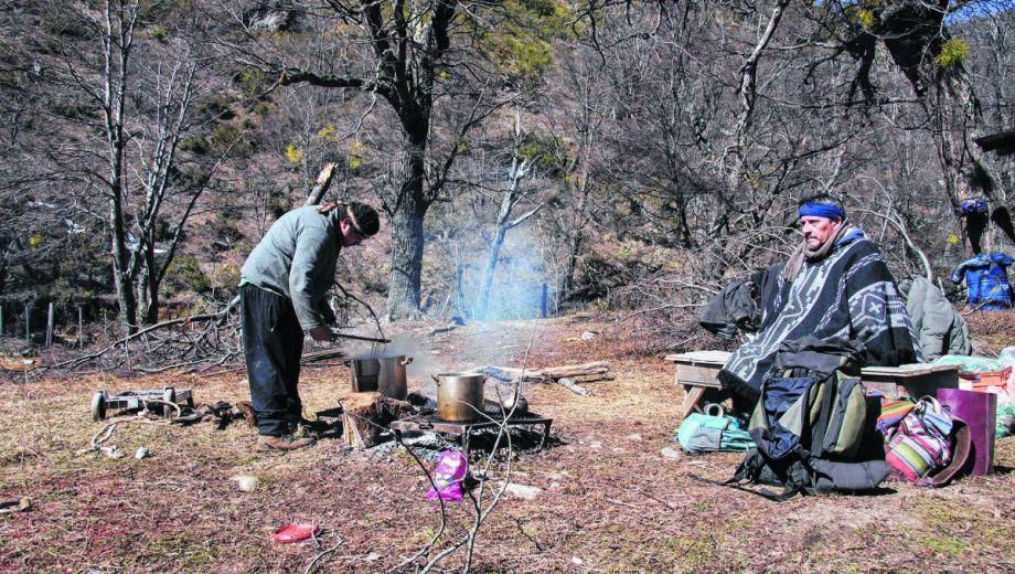 La formulación de cargos fue contra 8 mapuches. Foto: archivo