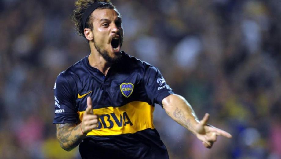 El último partido de Osvaldo fue en Boca en mayo de 2016.