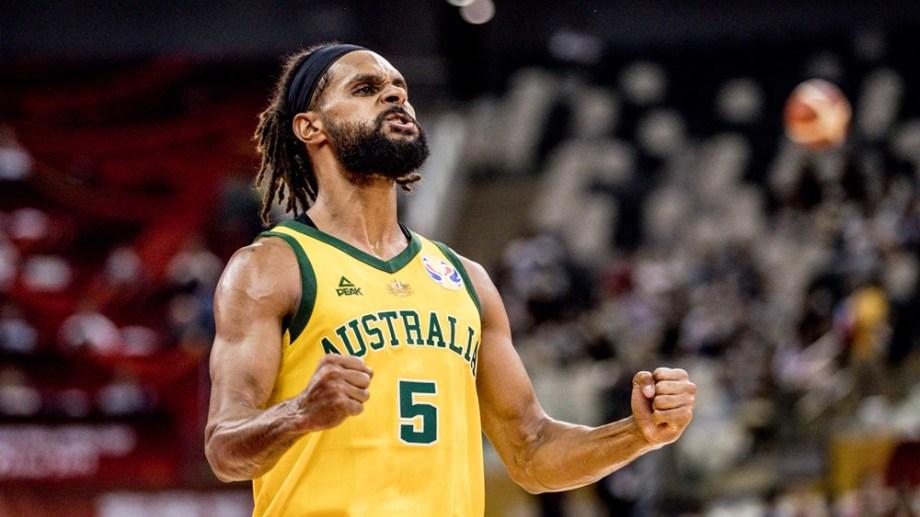 Patty Mills fue el goleador del partido con 24 puntos. (Foto: FIBA)