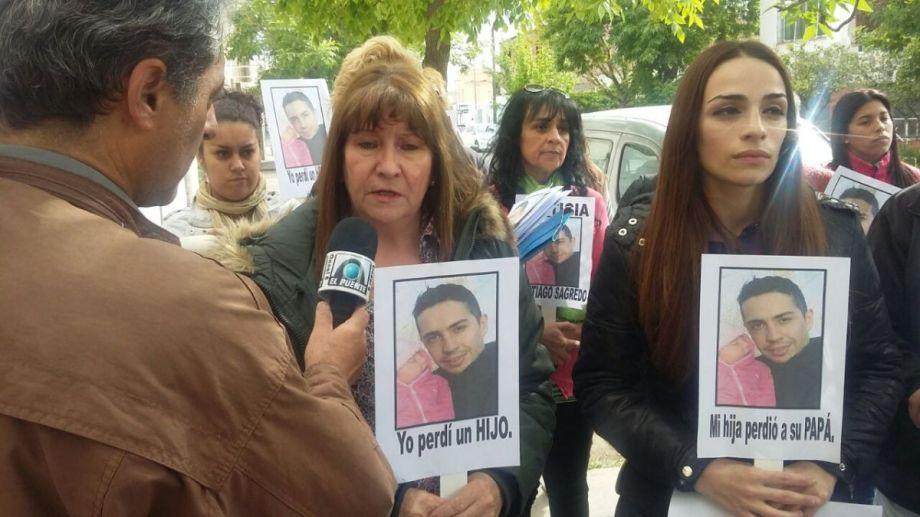 Este miércoles empieza el juicio contra tres policías de la Comisaría Cuarta por la muerte de Santiago Sagredo. (Foto: Archivo)