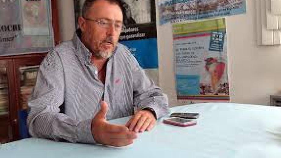 Edgardo Straini es el actual secretario general de Unter Bariloche. Foto: archivo