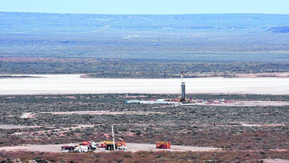 La explotación hidrocarburífera no convencional ya representa la mayor porción en Neuquén.