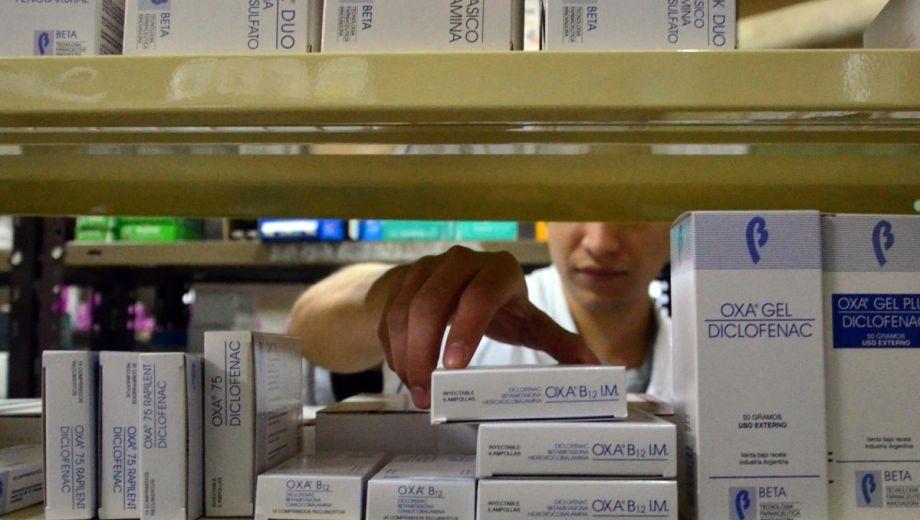 Las recetas serán por monodroga y en las farmacias se presentarán las opciones para el afiliado.