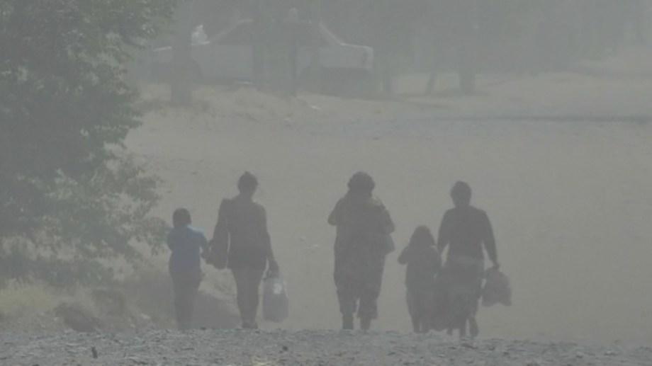 Períodos ventosos para hoy y mañana en ambas provincias pronosticó la AIC. (Archivo).-