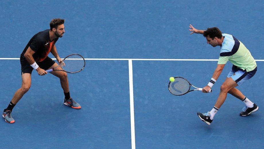 Zeballos alcanzará el tercer puesto del ránking ATP en dobles a partir de mañana.