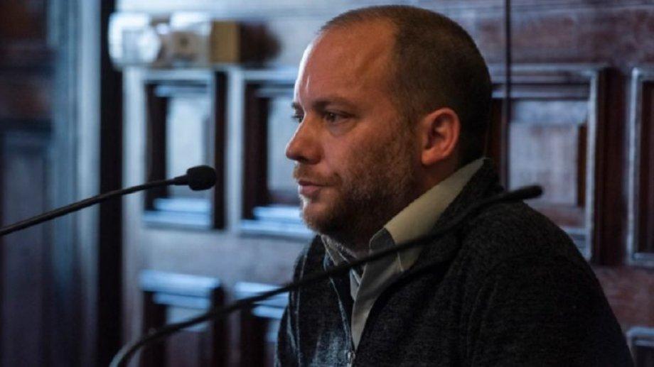 Carrasco había asistido al juicio en su contra. Esperaba que su condena quedara firme. (Foto: gentileza)