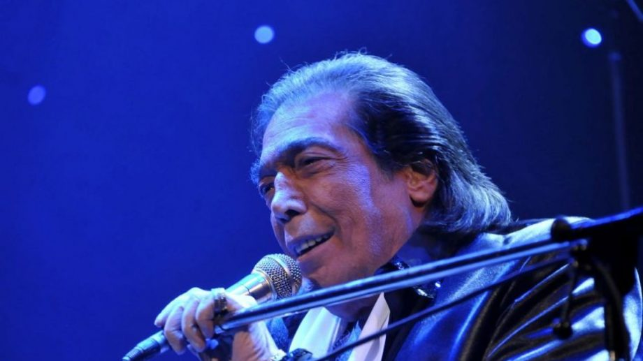 El cantante falleció este martes, a los 77 años. - (Foto: archivo)