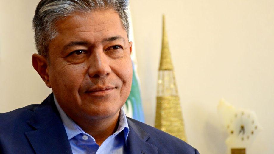 El vicegobernador Rolando Figueroa. Foto: Archivo Mauro Pérez
