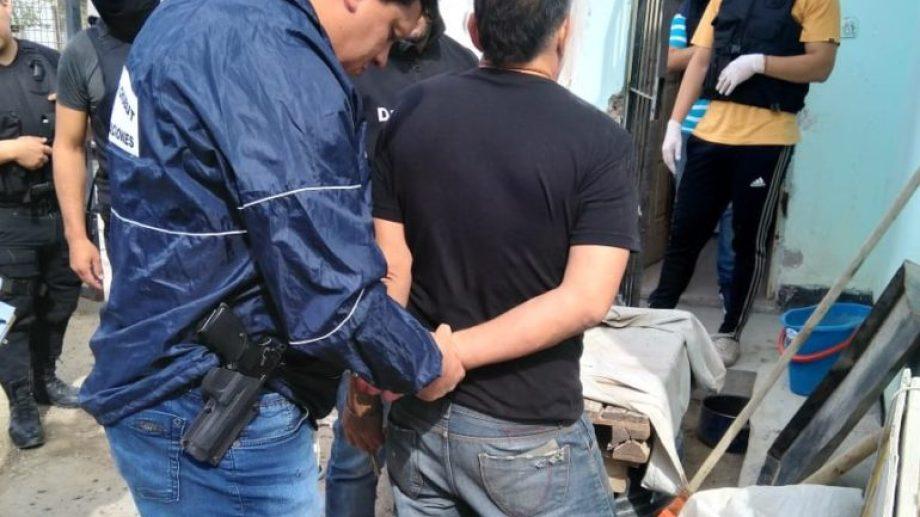 La pareja de la mujer herida fue detenida en las últimas horas. (Foto: gentileza Cholila Online)