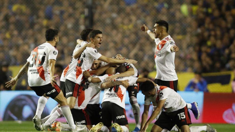 ¡River finalista de la Libertadores! Pese al 0-1, eliminó a Boca de la Copa
