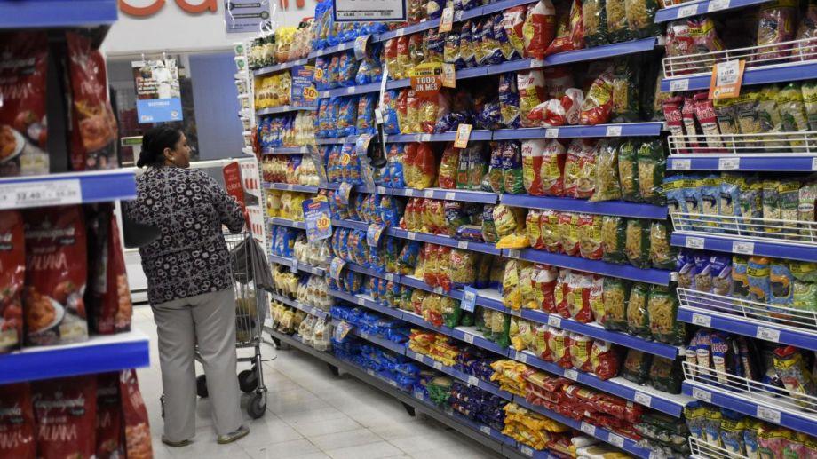 Los precios de los alimentos sufrieron el impacto de la devaluación. Foto: archivo.