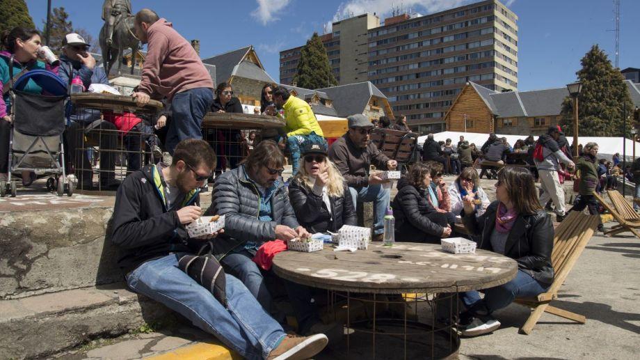Bariloche a la Carta, una propuesta para disfrutar lo sabores de la Patagonia. Foto: Marcelo Martínez