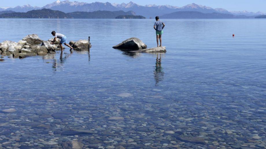 Naturaleza y turismo aventura, lo que buscan los turistas en verano en Bariloche. Archivo