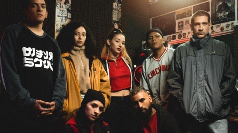 La cultura hip hop ahora llega a las pantallas con acento latinoamericano.