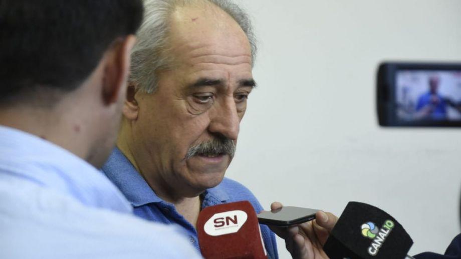 JuanReggioni fue condenado a un año y medio de prisión en suspenso y no podrá ejercer cargos públicos.  Foto: Juan Thomes