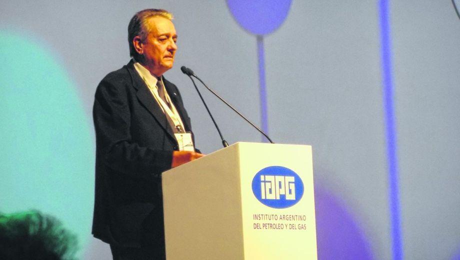 López Anadón estuvo a cargo del acto inaugural y coordinó el ciclo de charlas Encuentro con los CEO.
