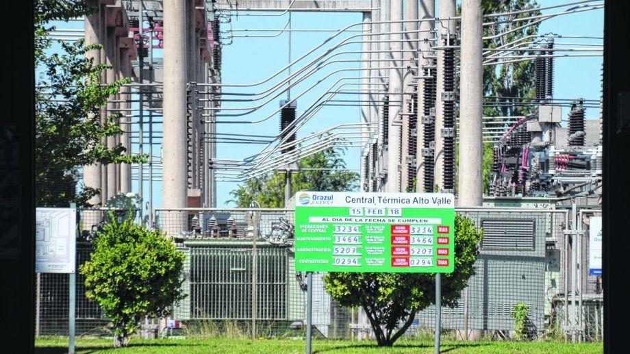 Las centrales térmicas aportaron el 57% del total de la generación eléctrica del mes pasado.  (Foto: Juan Thomes)