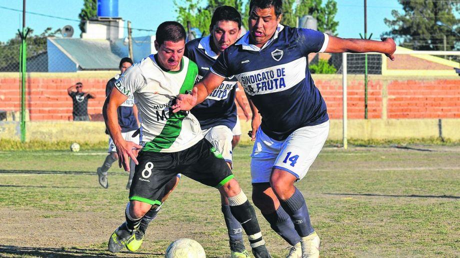 Alto Valle podría quedar eliminado de los cuartos de final por un error de su entrenador.