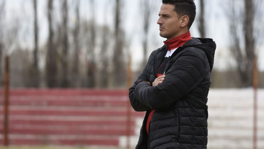 Doglioli confía en llegar lejos en la Copa y armar una buena base para el Regional Amateur. (Foto: Juan Thomes)