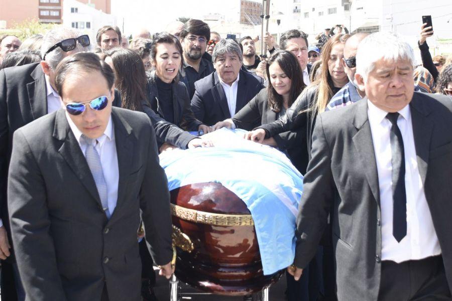 """Harán una misa para recordar a """"Pechi"""" Quiroga en la catedral de Neuquén - Diario Río Negro"""
