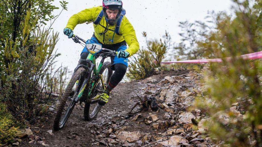 El cerro Catedral recibe los mejores riders de mountain bike del mundo. Foto: Gentileza