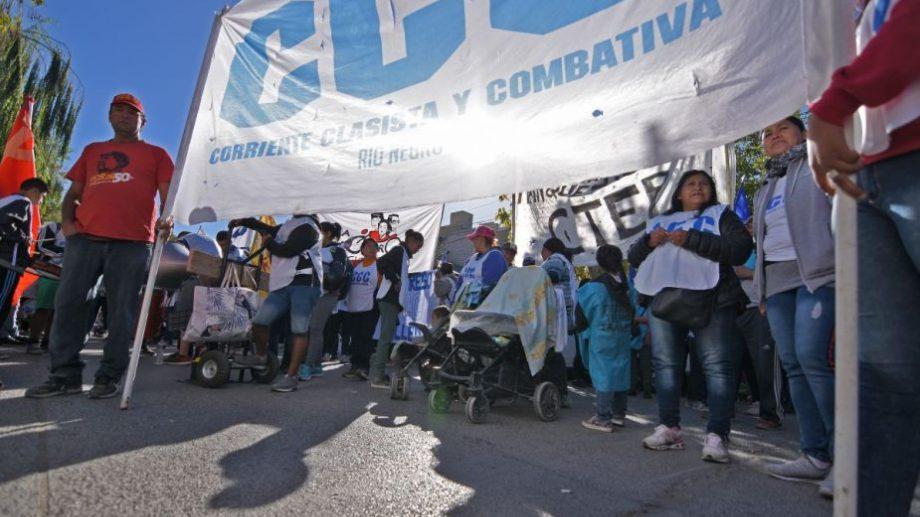 La CCC ha participado de diversas movilizaciones en conjunto con las organizaciones de la CTA. (Foto: Gonzalo Maldonado)