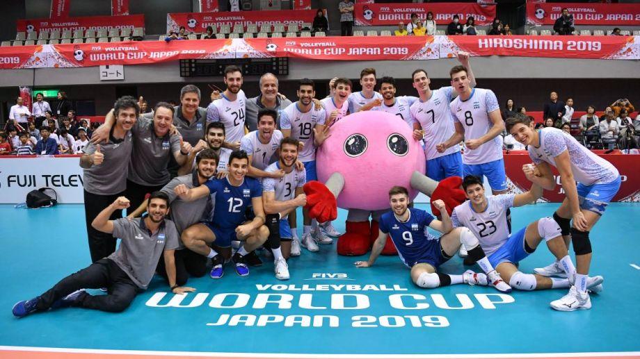 El combinado nacional cerró una gran temporada con el quinto puesto en Japón.