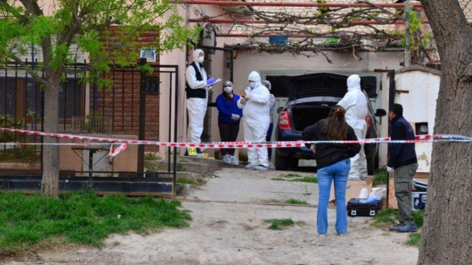 El hombre sufrió una muerte violenta, de acuerdo al informe forense. (Foto: Néstor Salas)