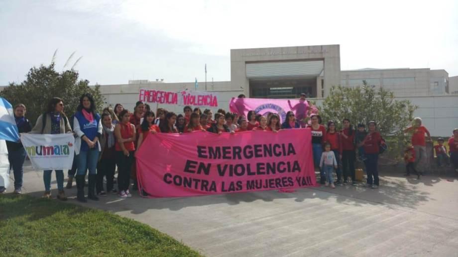 El año pasado las organizaciones impulsaron el proyecto de ley de Declaración de Emergencia por Violencia de Genero. Las diputadas del Frente de Todos volveran a insistir (Gentileza).