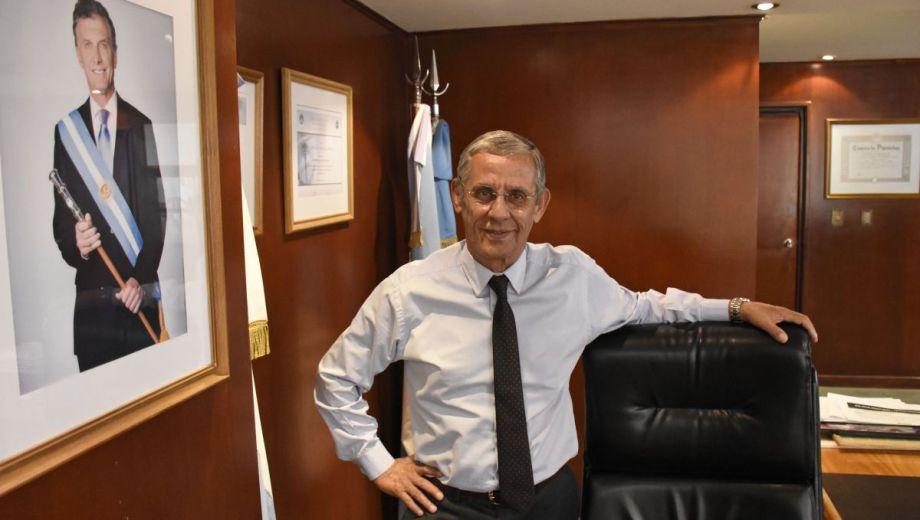 Murió el intendente de Neuquén, Horacio «Pechi» Quiroga