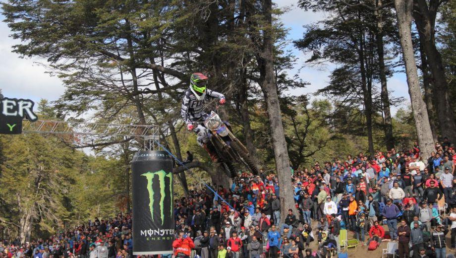 Por sexta vez consecutiva, Villa la Angostura será sede del mundial de motocross