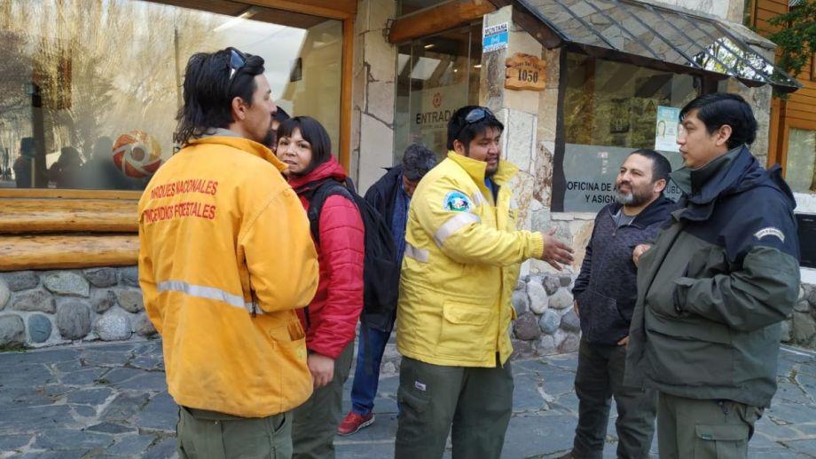 Los trabajadores denunciaron falta de personal y deficiencias edilicias. Foto. Gentileza