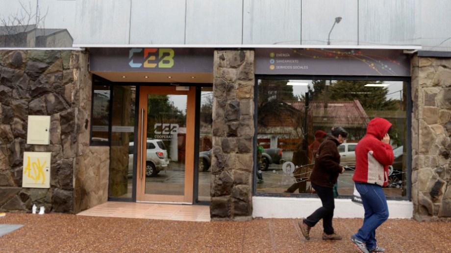 La CEB es la cooperativa más grande de Río Negro.