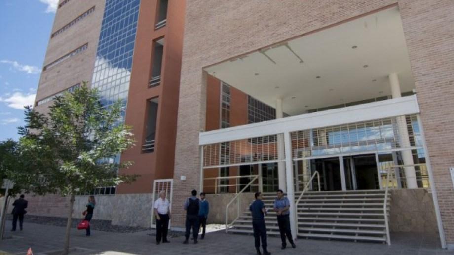 La formulación de cargos se realizó en la Ciudad Judicial de General Roca.