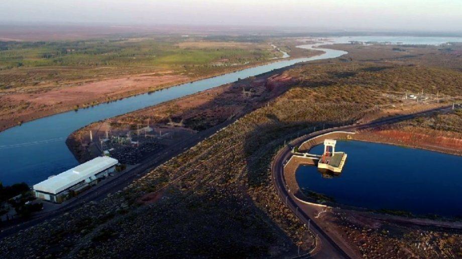 El complejo hidroeléctrico del río Neuquén está fuera de servicio desde el 10 de septiembre.