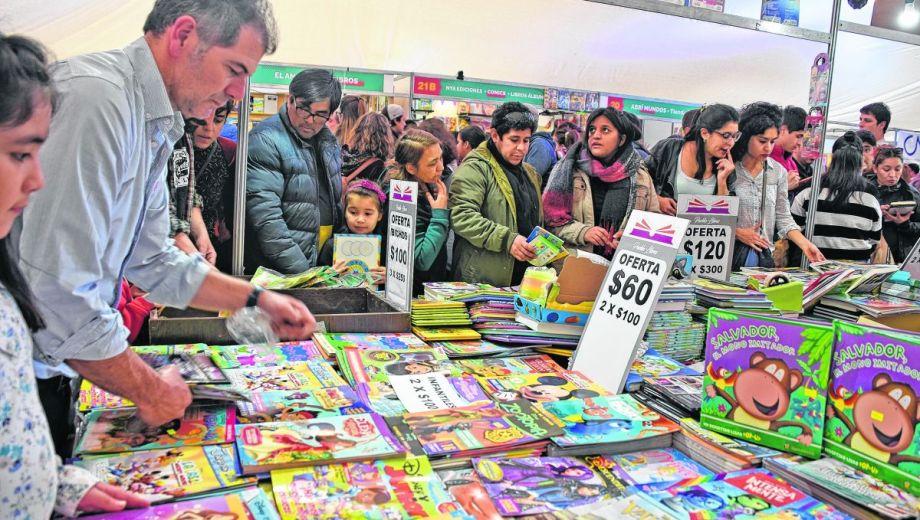 Este año unas cien mil personas visitaron los stand, participaron de las charlas y conferencias y presenciaron los espectáculos.