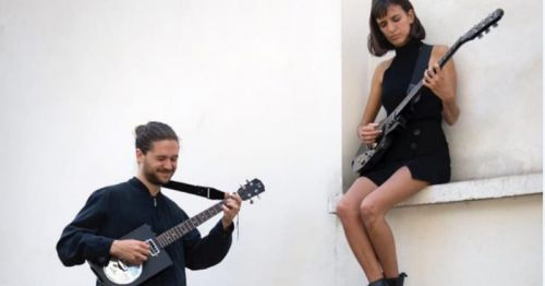 Inés Güemes y Juan Nazar se presentan este fin de semana. Foto: gentileza