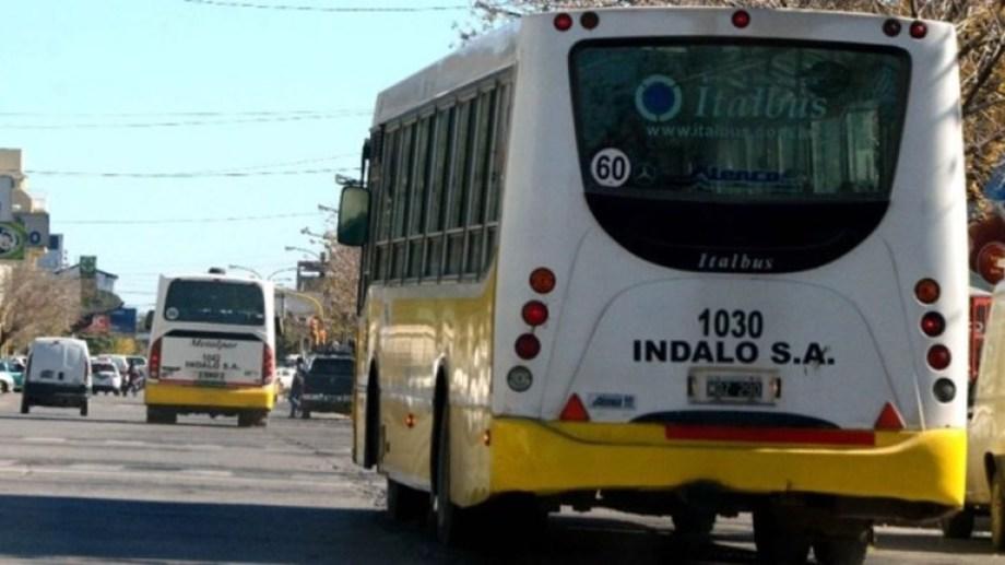 Tránsito del municipio informó que el cronograma de recorridos estará suejto a cambios y controles.