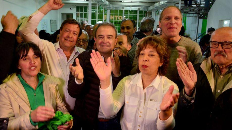 La elección de Viedma  y el triunfo de Juntos. El partido del gobierno provincial sumó a la Capital en su dominio municipal. Foto: Marcelo Ochoa.