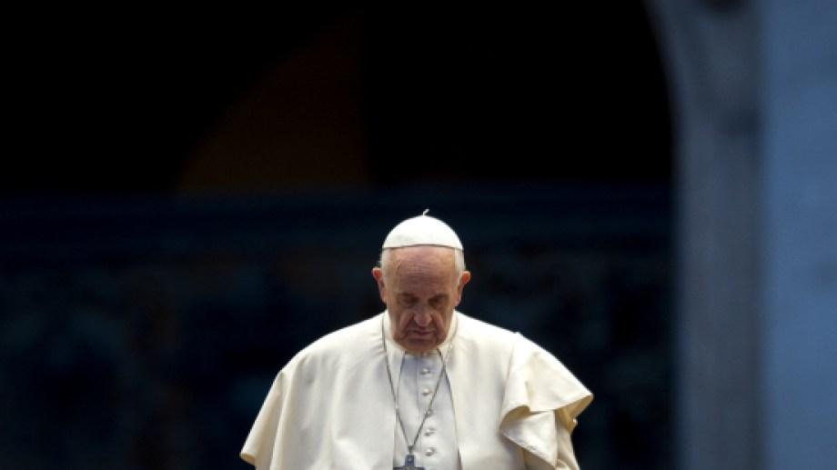 - El papa Francisco ordenó una profunda investigación por un presunto fraude financiero. - (Foto: archivo)
