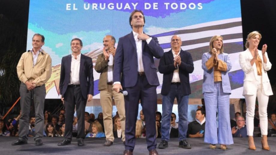 Elecciones en Uruguay.